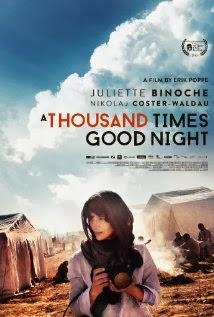 International Poster for A Thousand Times Good Night. © 2013 Zentropa International Sweden