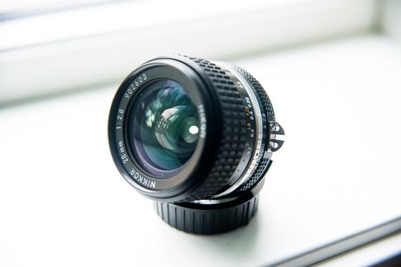 Nikon 28mm 1:2.8 Ai-s